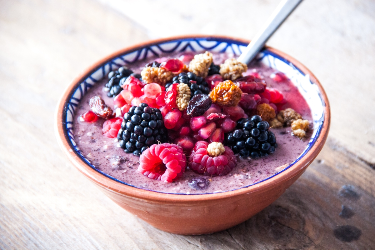 Breakfast // Acai Bowl