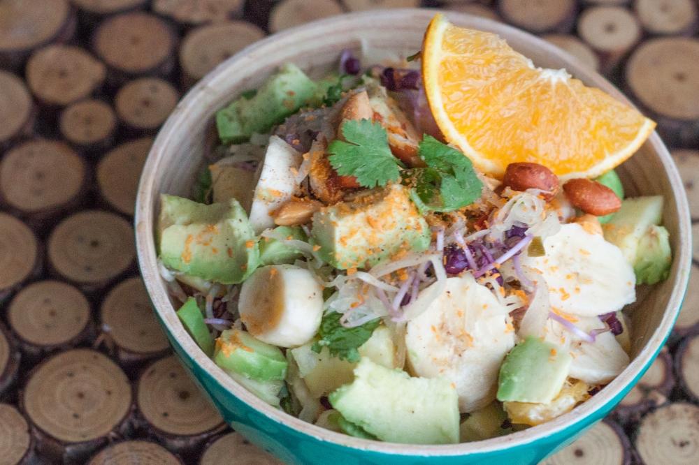 Sauerkraut salad