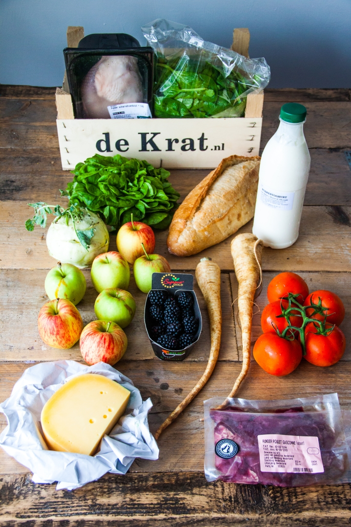 De Krat // Vegetable Crate