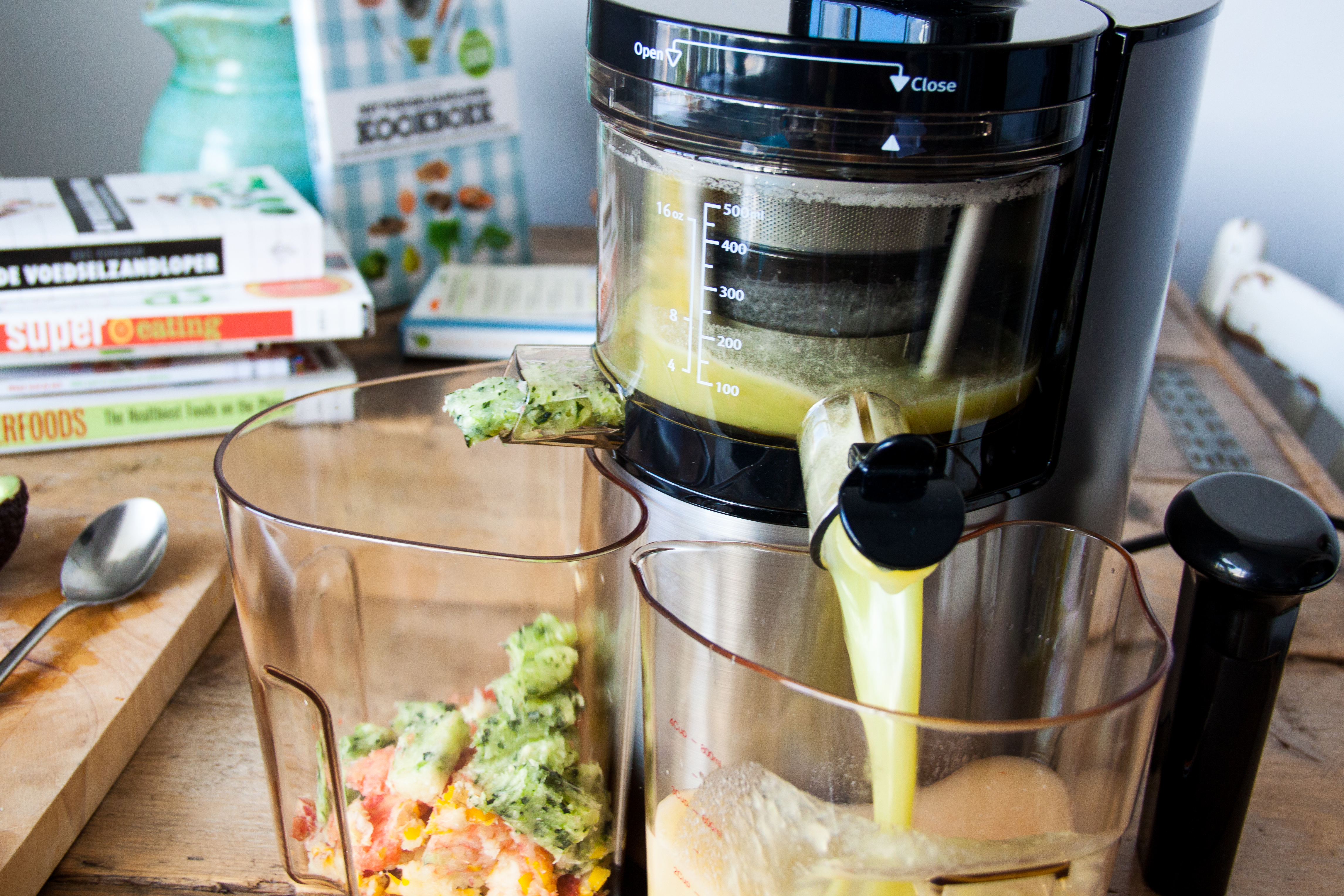 Slow Juicer Silvercrest Review : Review // Slow Juicer ft. Sapcentrifuge - Moderne Hippies