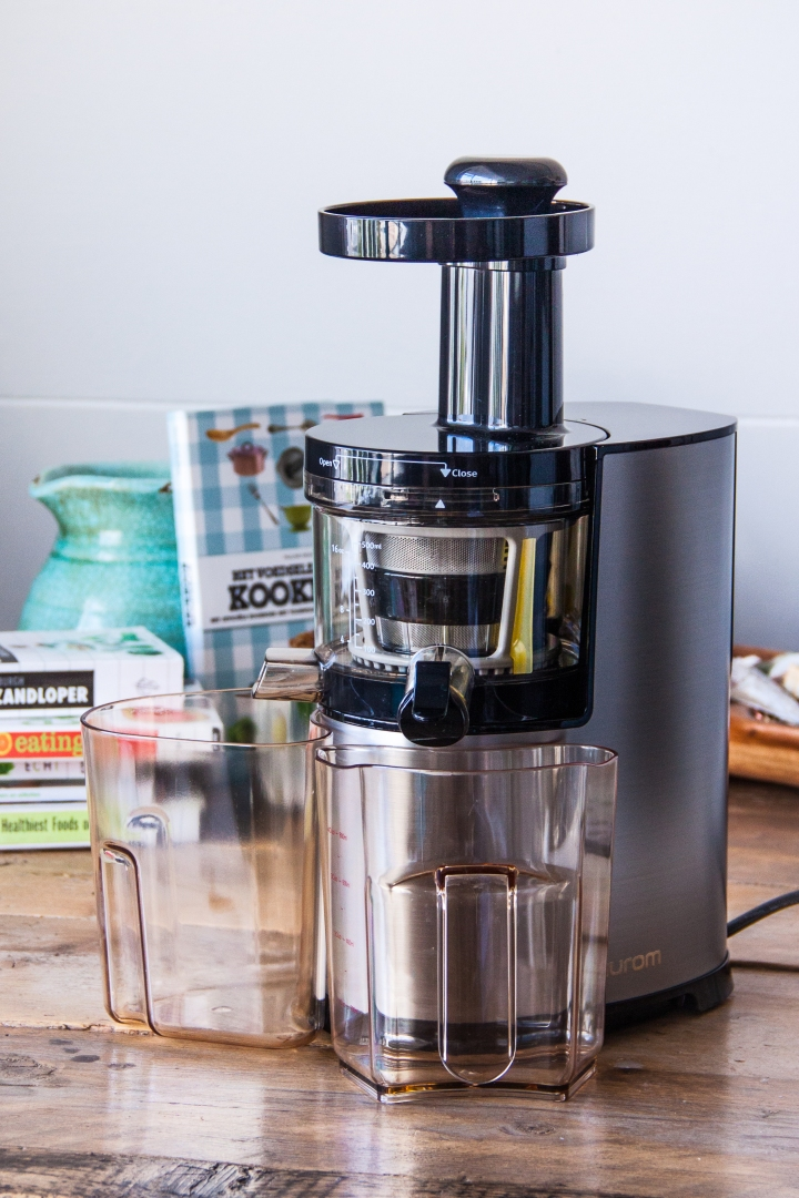 Hurom HF Slow Juicer Review // Rosalie's Recipes