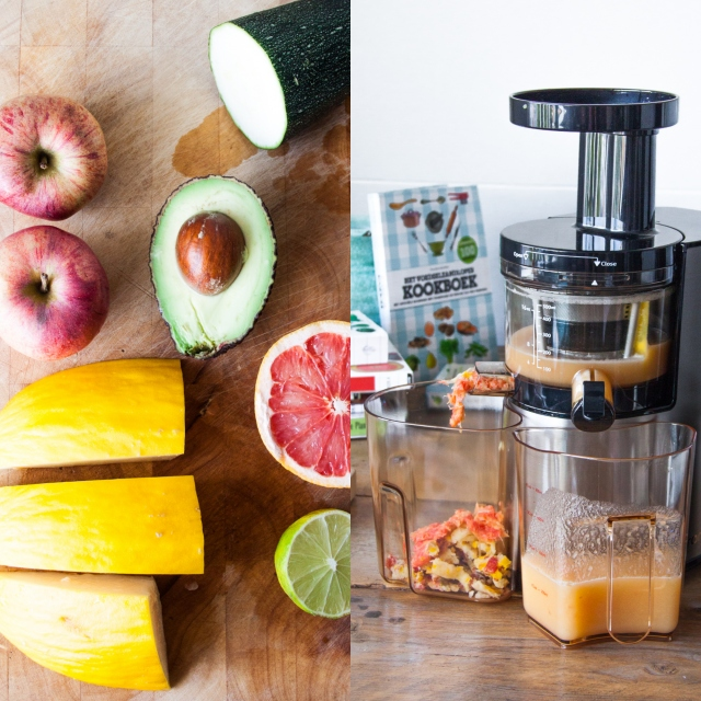 Slow Juicer Vs Sapcentrifuge : Review Slow Juicer vs. Sapcentrifuge ? ROSALIERUARDY.NL ? FOOD + HEALTH + MINDFULNESS