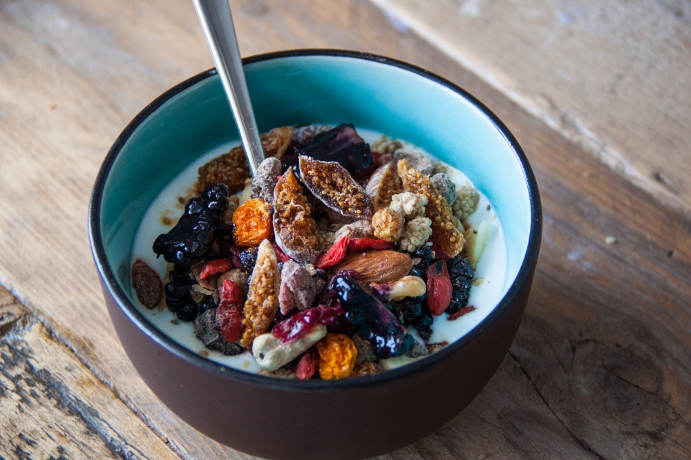 Superfoods Granola // Rosalie's Recipes - rosalieruardy . c o m