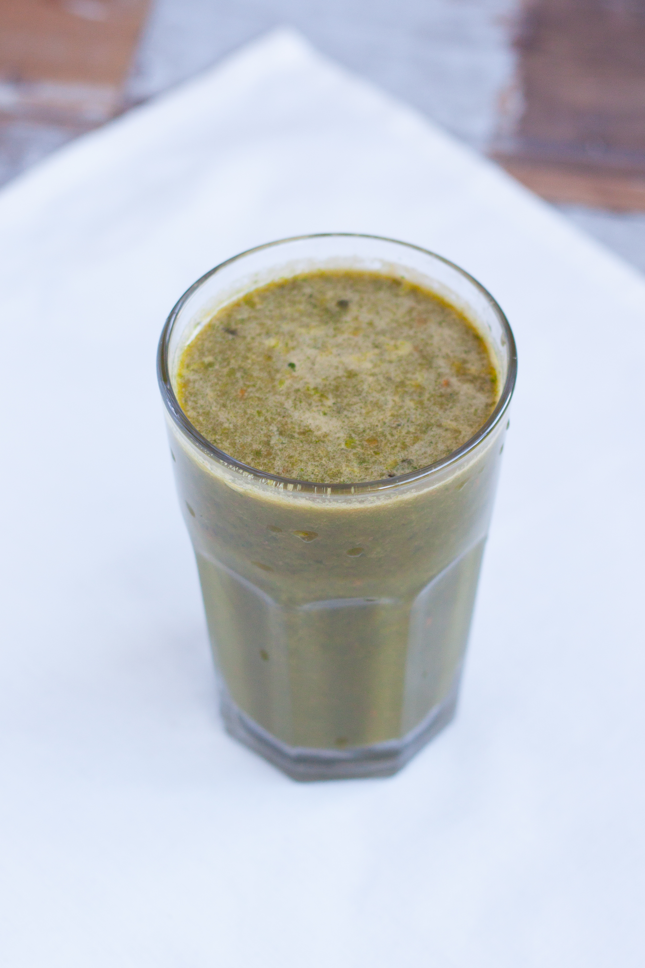 how to make healthy kale juice