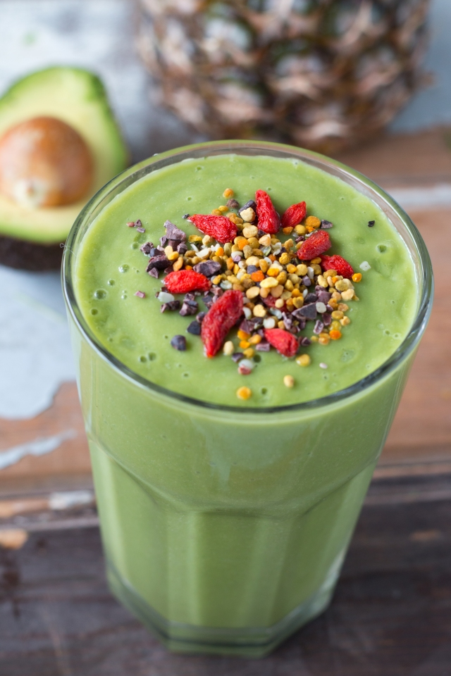 siuperfoods smoothie