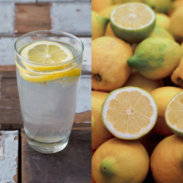Detox // 18 reasons why you should drink hot lemon water