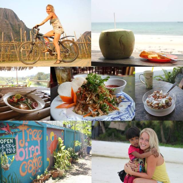 Rosalie's Recipes // Travel and Places