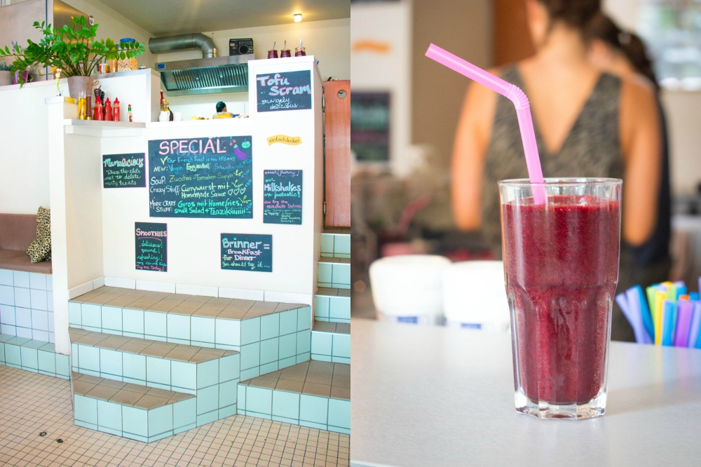 The Healthy Food Guide to Hamburg // by Rosalie Ruardy