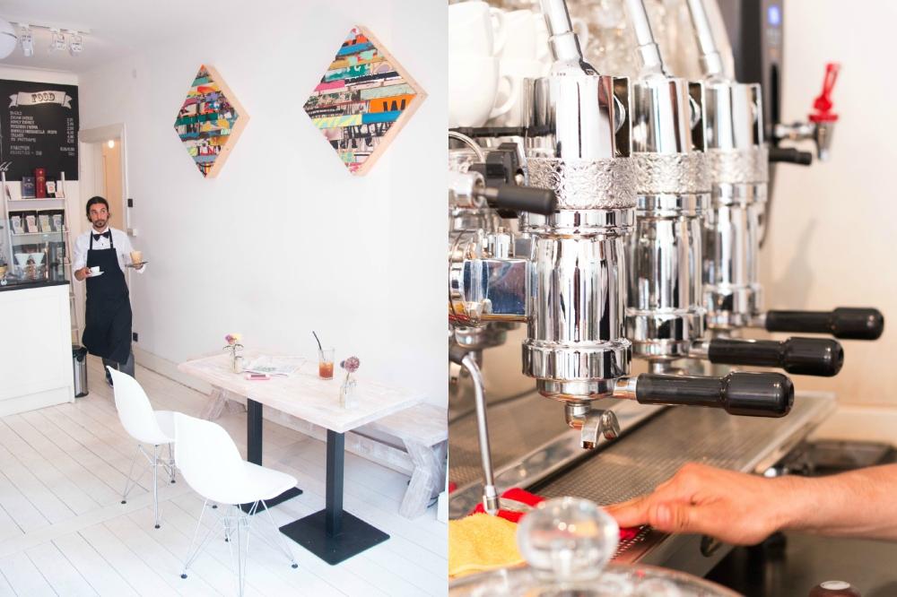 Stockholm Espresso Club Hamburg
