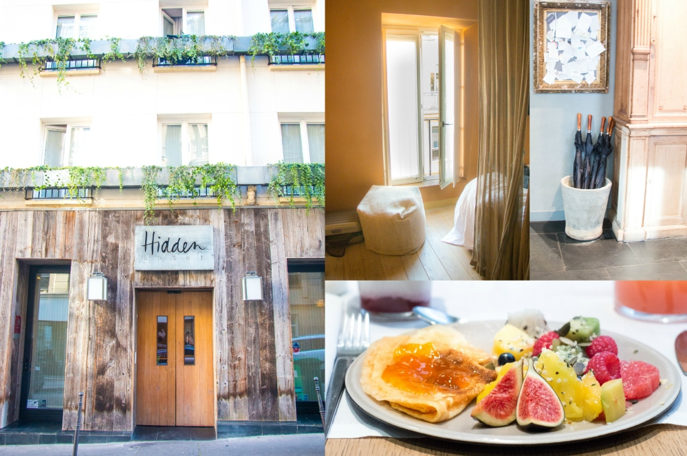 Hidden Hotel Paris // Snaptraveller Review by Rosalie Ruardy