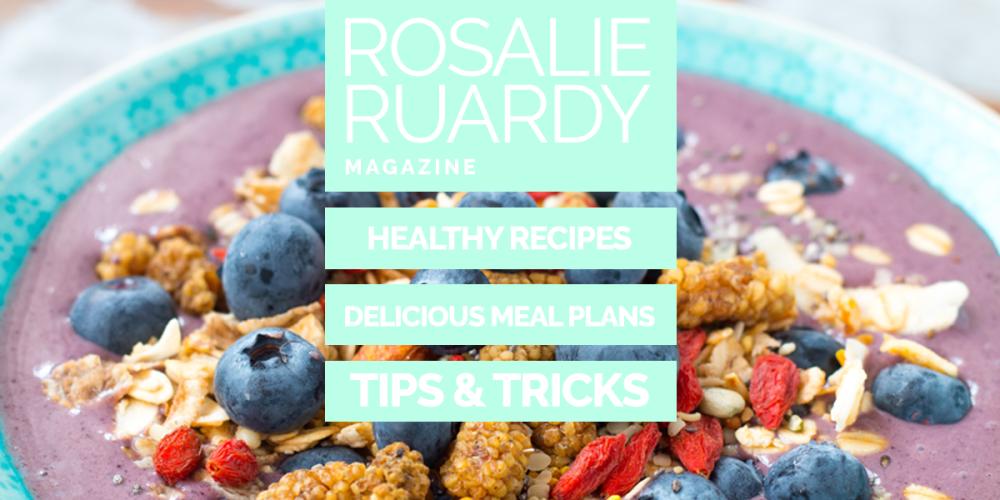 Rosalie Ruardy Magazine